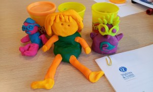 Play-doh people